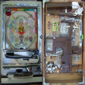 How to disassemble and reassemble an pachinko machin DVD's