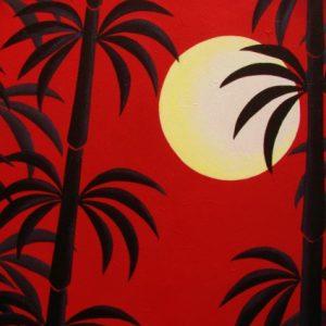Custom Pachinko Background Artwork